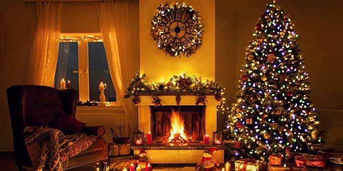 Vánoční woodoo: Jak využít sváteční výzdobu pro splnění přání