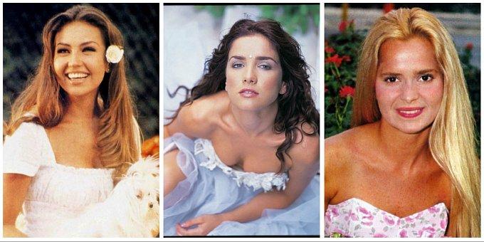 Divoký Anděl, Esmeralda, Manuela: Co se stalo s hvězdami telenovel?