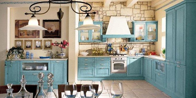 Nejkrásnější kuchyně ve stylu provence. Která se líbí vám?