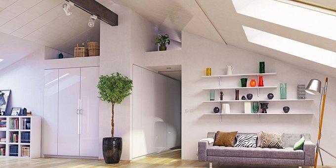 Dokonalé bydlení v podkroví. Inspirujte se v galerii!