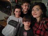 Bianca Bellová s dětmi