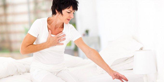 Po 50 se zvyšuje riziko infarktu. Jak mu zabránit?
