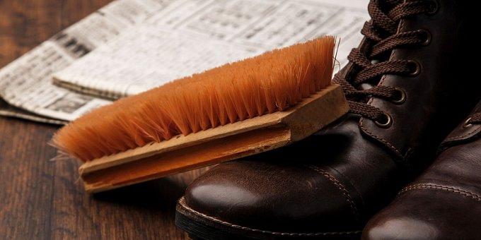 Jak správně ošetřit kožené boty po zimě
