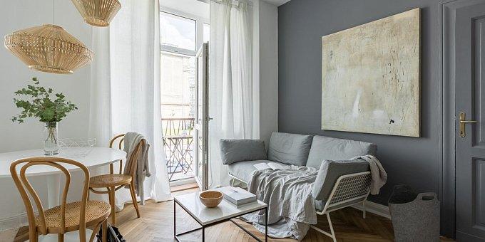 Skandinávský styl bydlení je stále oblíbenější. Inspirujte se!