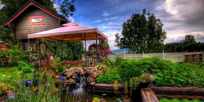 Nač nesmíte zapomenout, když plánujete zahradu