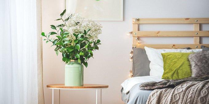 Jak vymalovat ložnici, aby se vám v ní dobře spalo