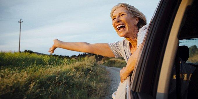 7 skvělých věcí, které vás čekají po padesátce. Nevěříte? Tak čtěte!