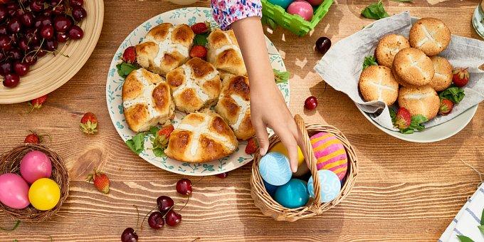 Velikonoční klasika: Beránek, mazanec, jidáše, jehněčí