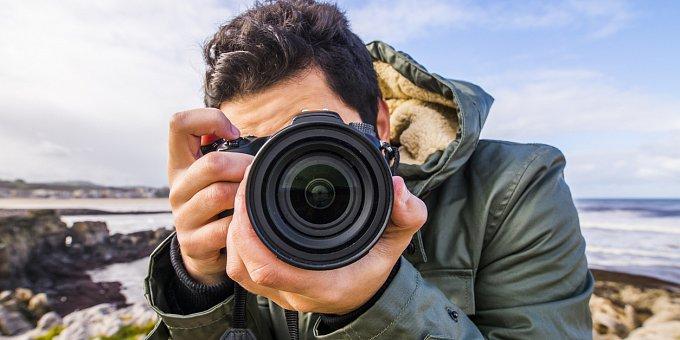 Fotograf na cestách