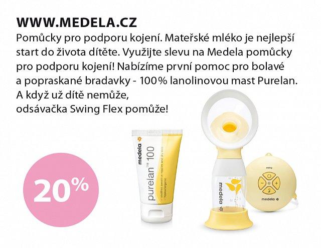 Obrázek kupónu - Medela
