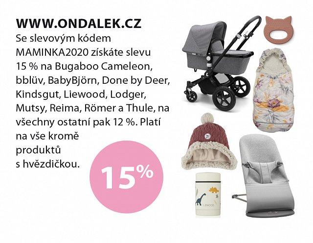 Obrázek kupónu - Ondálek
