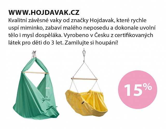 Obrázek kupónu - Hojdavák