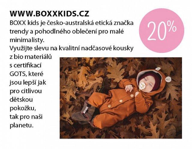 Obrázek kupónu - Boxxkids