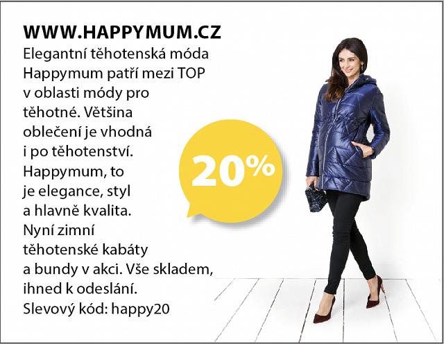 Obrázek kupónu - WWW.HAPPYMUM.CZ