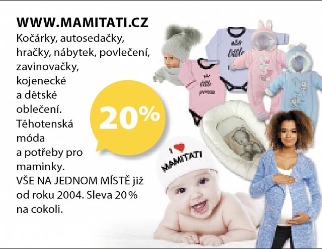 Obrázek kupónu - WWW.MAMITATI.CZ