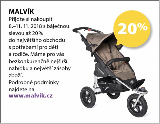 Obrázek kupónu - MALVÍK