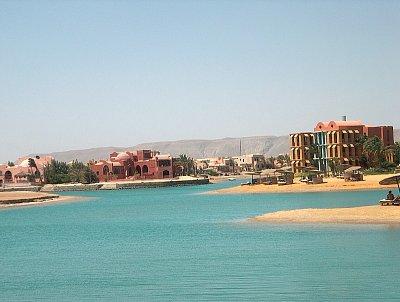 Hotely u laguny