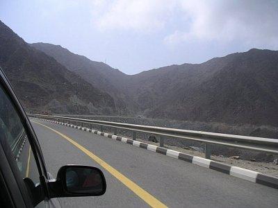 Krásné silnice v SAE
