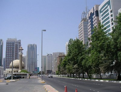 Ulice ve městě
