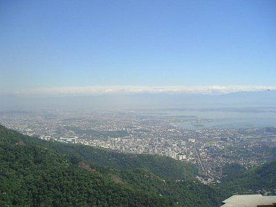 Rio de Janeiro - pohled na město