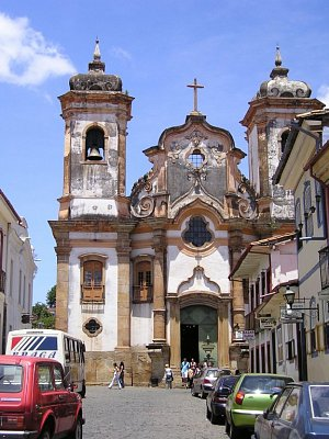 Typický kostel