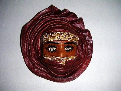 Tuniská maska