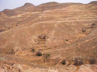 Matmatská vrchovina