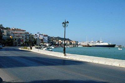 Pobřežní promenáda Stráta Marína
