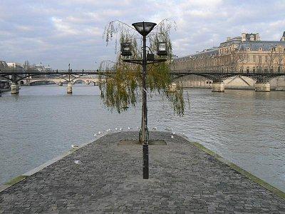 Most z dálky