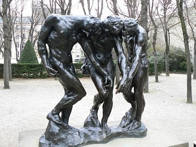 Rodinovy sochy