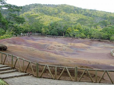 Sedmibarevná zem v Chamarelu