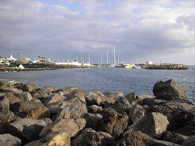 Rybářská vesnice La Restinga