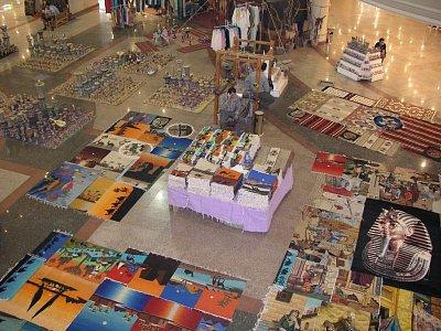 Tržnice - místní říkají BAZAR (nahrál: LILI)