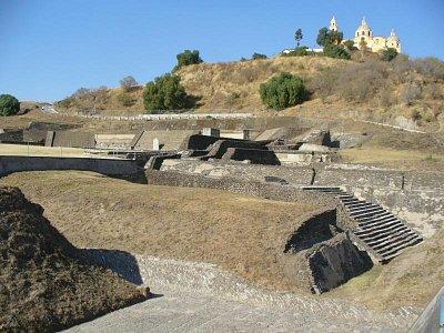 Aztécké ruiny