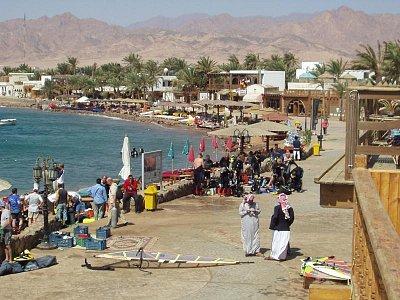 Dahab - Masbat - centrum (nahrál: Enima44)