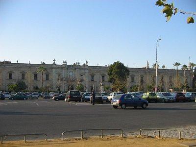Univerzita v Seville