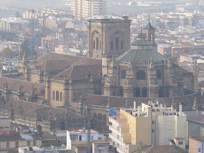 Katedrála v Granadě