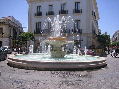 Náměstí v Jerezu