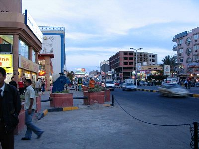 Hurghada, Sakkala (nahrál: Andrea)