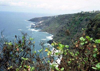 Pobřeží u Puerto de la Cruz (nahrál: Richard Tlaskal)