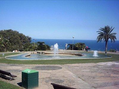 Montjuic - park