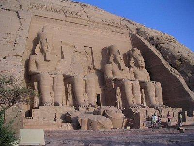 Chrám Ramesse II (nahrál: admin)