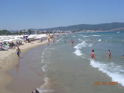 Pobřeží (nahrál: Mira)
