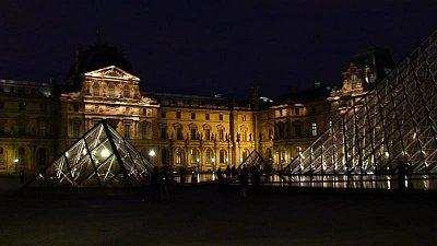 Louvre v noci (nahrál: Zuzana Wurmová)