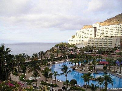Hotel Taurito Princess - Velice pěkné a klidné místo. (nahrál: Hlavenka Vincent)