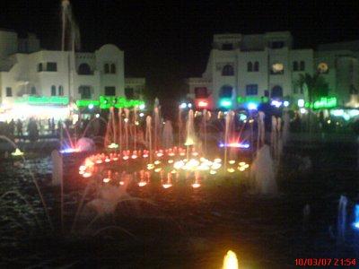 Hrající fontána (nahrál: babka)