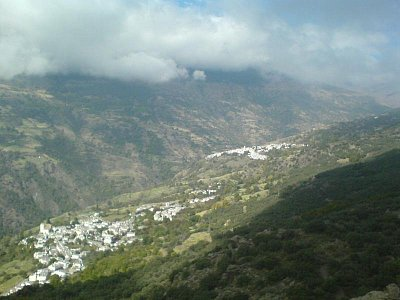 Sierra Nevada - Pampaneira
