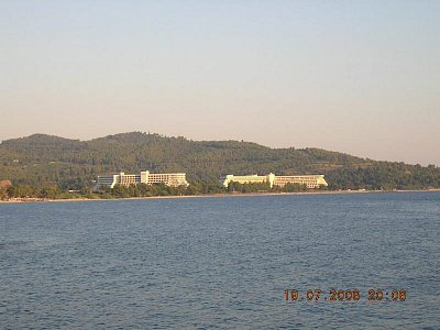Grand Resort Porto Carras :) od Neos Marmaras (nahrál: audreyn)