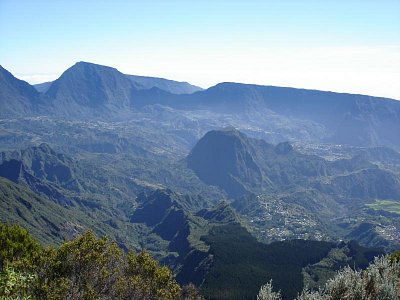 panorama Cirque de Salazie (nahrál: admin)