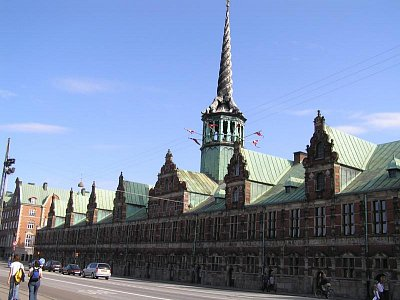 burzovní palác Borsen (nahrál: admin)